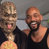 'Suicide Squad' star Adewale Akinnuoye-Agbaje celebrates his birthday with new look at Killer Croc (photo)