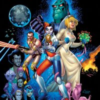 Harley Quinn and Power Girl #6 review