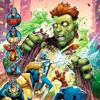 Justice League 3001 #3 review