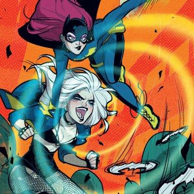 Batgirl #48 review