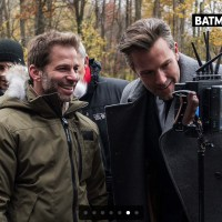 New images of Bruce Wayne, Superman, and Lois Lane from 'Batman v Superman'
