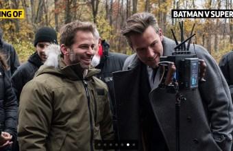 Bruce Wayne Zack Snyder Batman v Superman