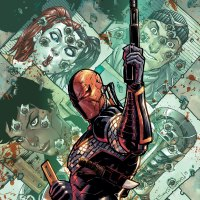 Deathstroke #11 review