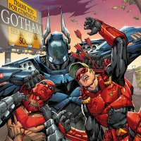 Red Hood / Arsenal #5 review