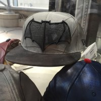 'Batman v Superman' hats and action figures revealed at NYCC (photos)