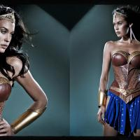 This is what Wonder Woman looked like in the canceled Justice League movie (photos)