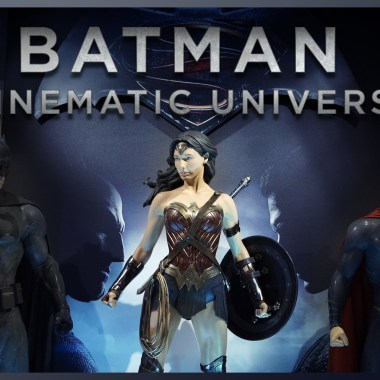 Get close up with the Batman costumes worn by Keaton, Bale, Ledger, Affleck, and more (video)