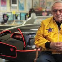 Batmobile creator George Barris dies at 89