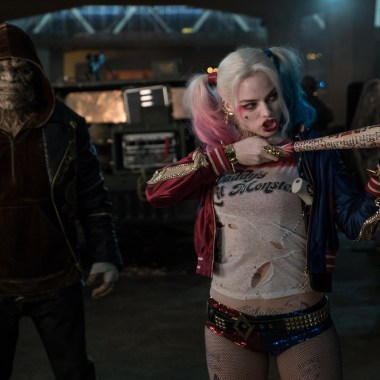 Margot Robbie talks 'Suicide Squad': Harley is creepy, violent, and crazy
