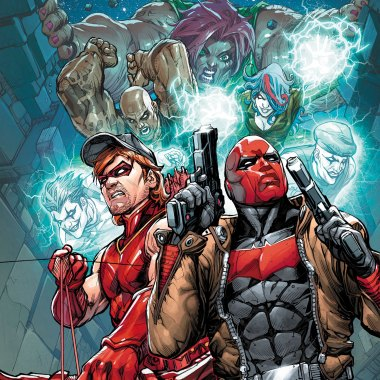 Red Hood / Arsenal #6 review