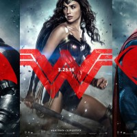 3 new 'Batman v Superman' posters feature Batman, Superman, and Wonder Woman
