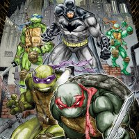 Batman/Teenage Mutant Ninja Turtles #1 review