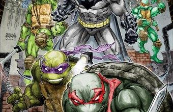 Batman Ninja Turtles 1
