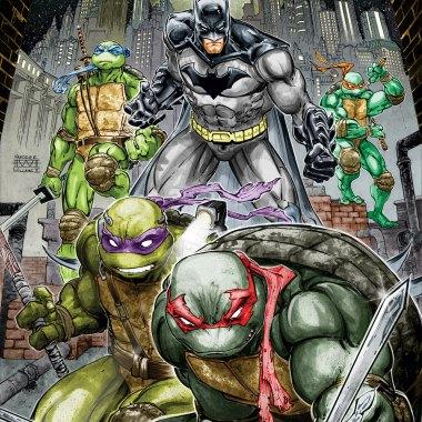 Batman/Teenage Mutant Ninja Turtles #1 review