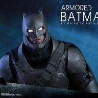 'Batman v Superman' armored Batman Hot Toys figure available for pre-order now