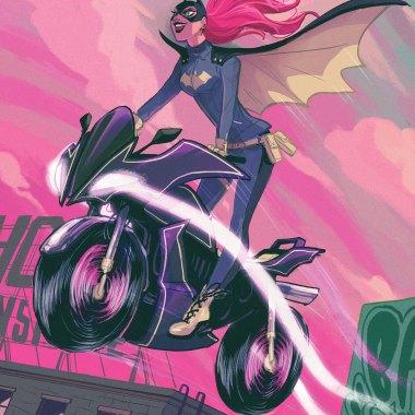 Batgirl #47 review