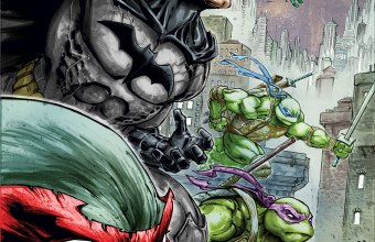 Batman Ninja Turtles 2
