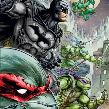 Batman/Teenage Mutant Ninja Turtles #2 review