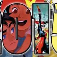 Batman Comics: Best of 2015