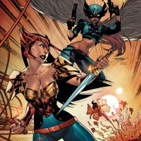 Earth 2: Society #8 review