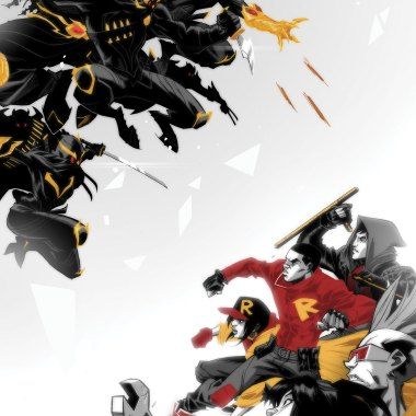 Robin War #2 review