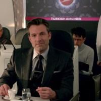 Ben Affleck and Jesse Eisenberg star as Bruce Wayne and Lex Luthor in 'Batman v Superman' Super Bowl commercials