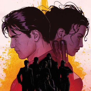 Grayson #17 review