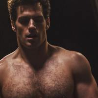 Henry Cavill begins working out for 'Justice League', hopes to be as jacked as Ben Affleck (photo)