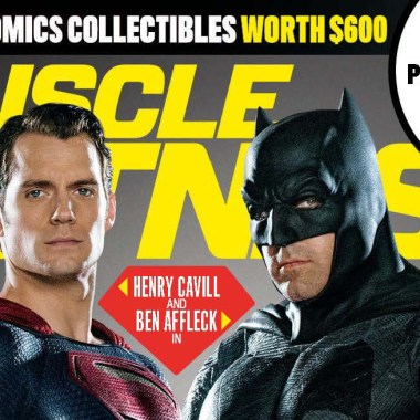 Muscle & Fitness magazine explains how Ben Affleck bulked up for 'Batman v Superman'