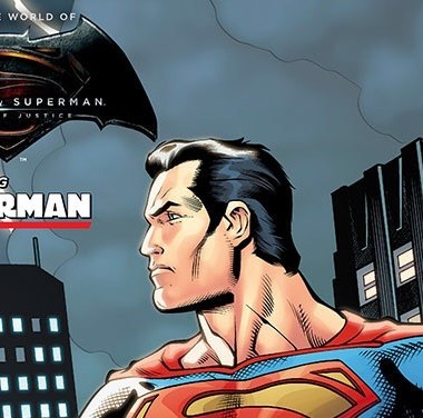 Batman v Superman Dr. Pepper Prequel #4 – Superman review