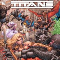 Teen Titans #17 review