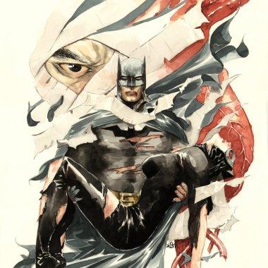 Batman: Heart of Hush review