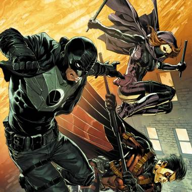 Batman and Robin Eternal #23 review