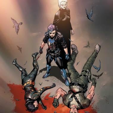 Batman and Robin Eternal #25 review