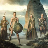 Director Patty Jenkins celebrates 'Wonder Woman' production officially wrapping
