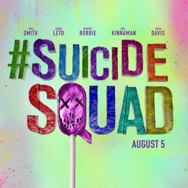 New 'Suicide Squad' posters tease Harley's Tattoo Parlor is coming to SXSW
