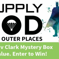 "Giveaway: Win a ""Bruce v Clark"" Supply Pod courtesy of Outer Places"