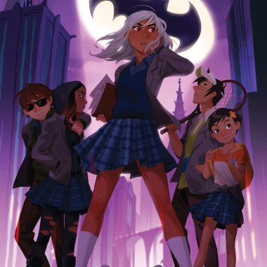 Gotham Academy #17 review