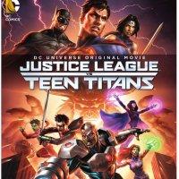 Justice League vs. Teen Titans review