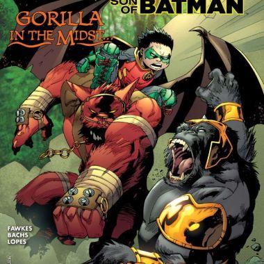 Robin: Son of Batman #11 review