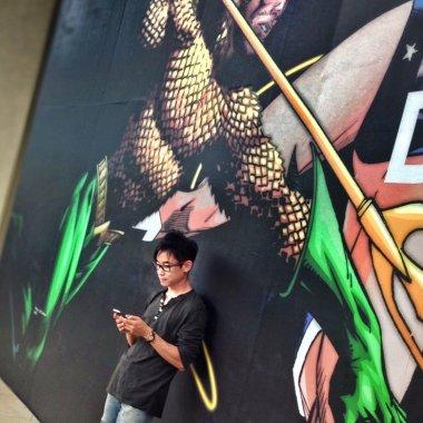 Director James Wan responds to those 'Aquaman' rumors