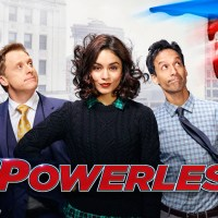 The first 'Powerless' trailer is here, and Aquaman gets a cringeworthy shout-out