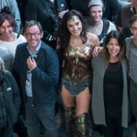 'Wonder Woman' director shares photo of Gal Gadot in costume