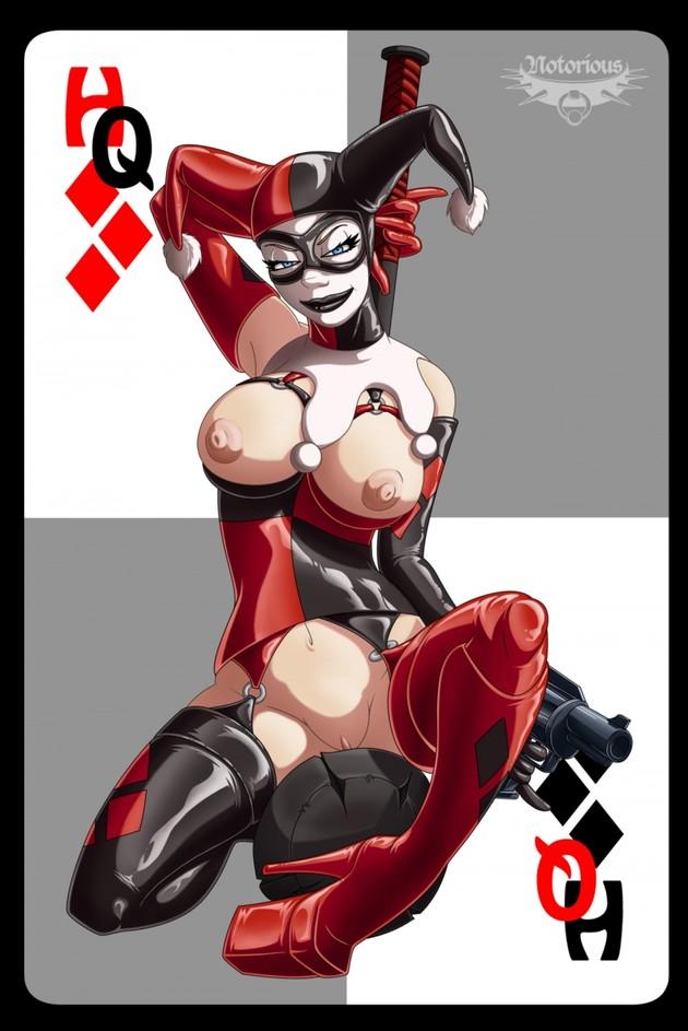 Free Batman & Poison Ivy Porn