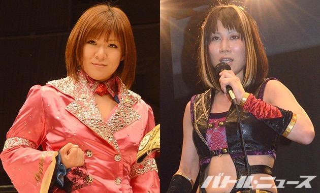 第4回MIO_紫雷美央vs中島安里紗