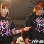 紫雷美央の引退興行でイサミとのシングルマッチが決定