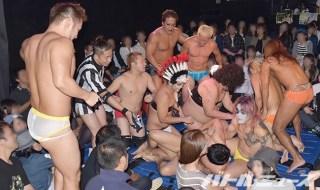 2015-9-14新宿二丁目プロレスvol17