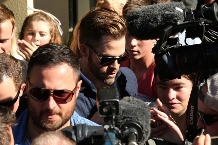 Star Trek's Chris Pine Pleads Guilty to DUI in NZ