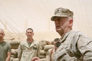 Gen. James Mattis (Photo by Cpl. Zachary Dyer/Marine Corps)
