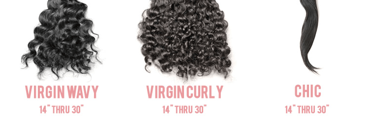 Virgin Hair Bundle from Remy Kiss